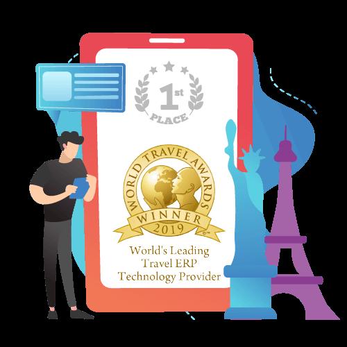 World travel Award ,travel Platform ,Digitalize your travel business ,online travel booking platform