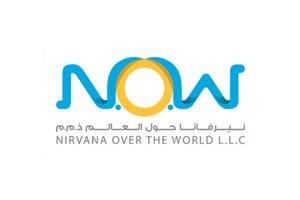 nirvana over the world L.L.C logo