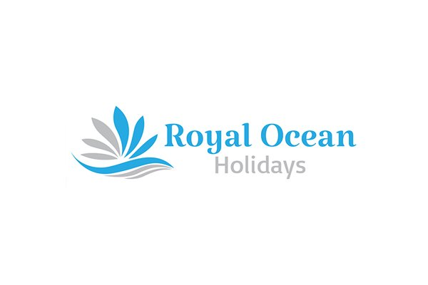 Royal ocean holidays logo