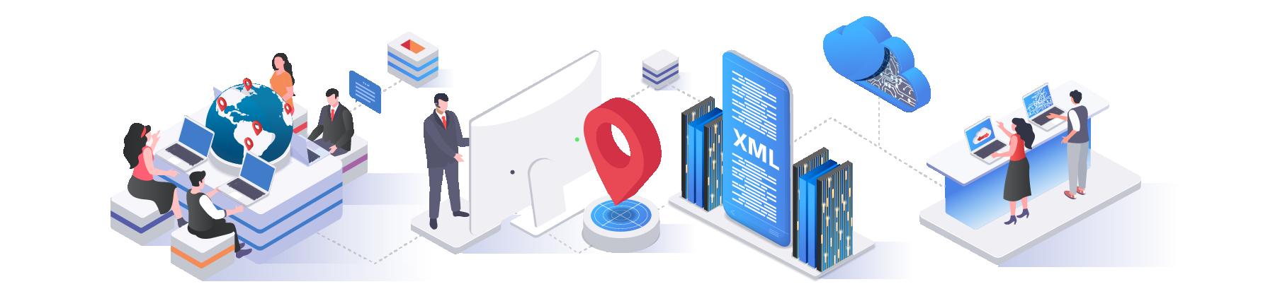 travel XML API integration, OTRAMS XML API integration