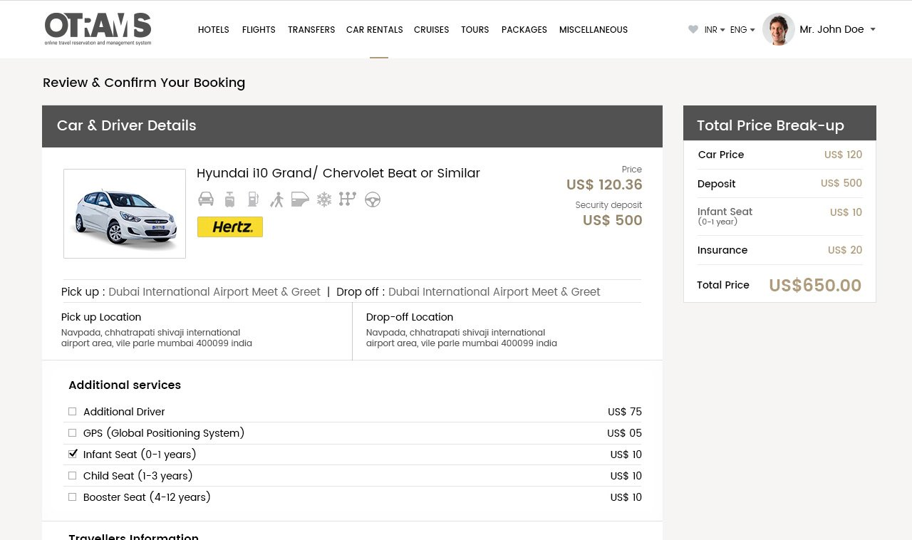 car rental booking engine ,Car Rental Software