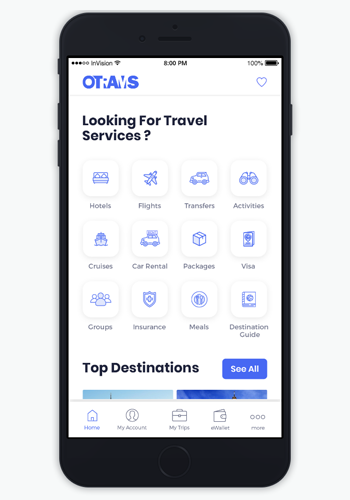 Travel Mobile Apps, Travel Mobile App Development