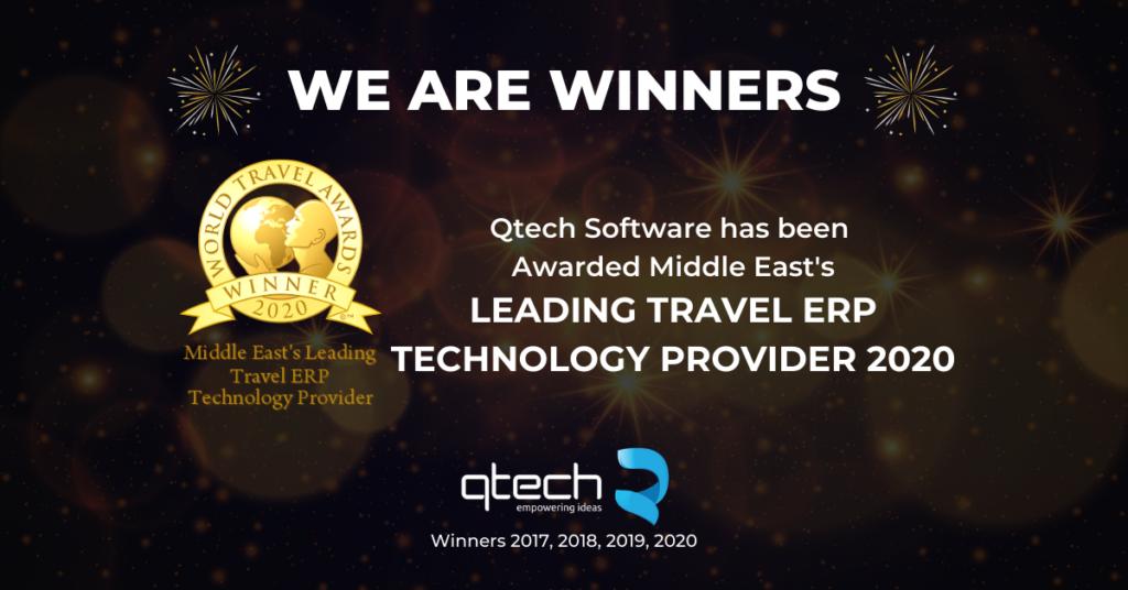 World Travel Awards, Qtech Software