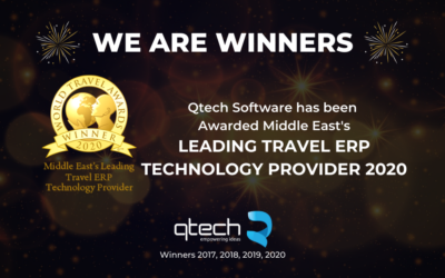 World Travel Awards, Qtech Software