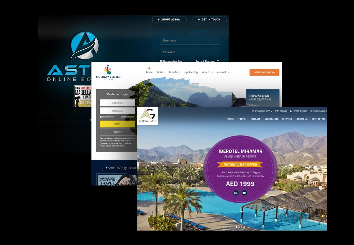 OTRAMS,B2B travel booking, travel booking software
