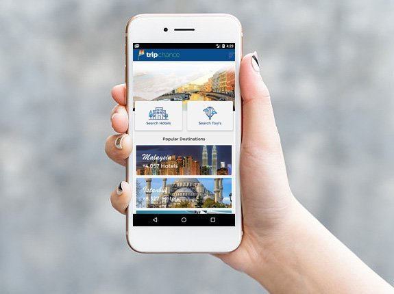 Travel Mobile App Development , Android, iPhone Mobile Travel Applications